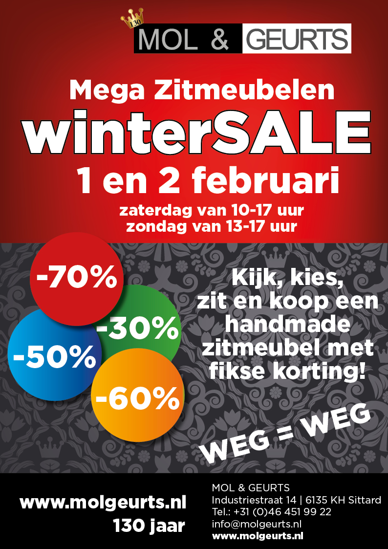 Mol & Geurts WanterSale